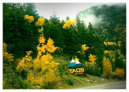 The Taos Ski Valley